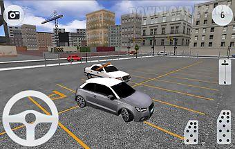 City car parking 2