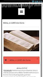 estudo bíblico a bíblia fala
