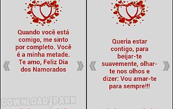Mensagens de amor (sms)