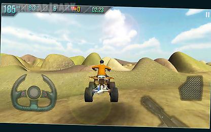 offroad atv simulator 3d