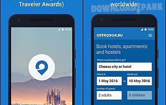 Ostrovok – book a hotel