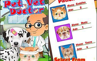 Pet vet doctor 2