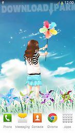 pinwheel live wallpapers