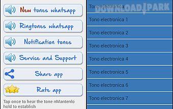 Sring, ringtones for whatsapp