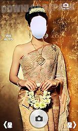thai wedding photo montage