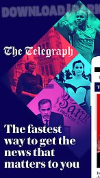 the telegraph - news