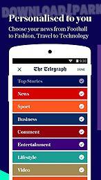 the telegraph - news