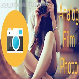 analog film photo