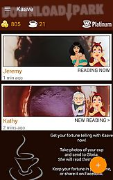 kaave - coffee cup readings
