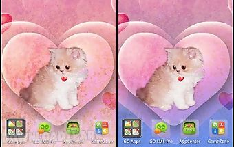 Kitty theme for go launcher