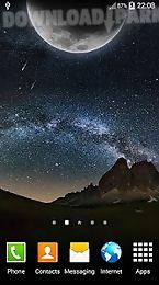 star night live wallpaper