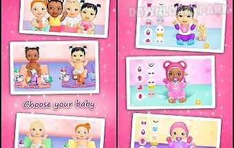 Sweet baby girl - daycare 2