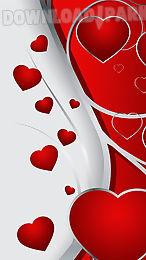 valentine live wallpaper