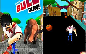 Agent bull run-endless racing