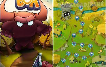 Boa: epic brick breaker game