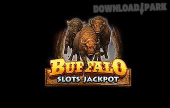 Buffalo slots jackpot stampede!