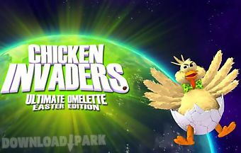 Chicken invaders 4: ultimate ome..