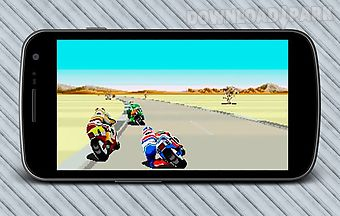 Crazy moto racing android