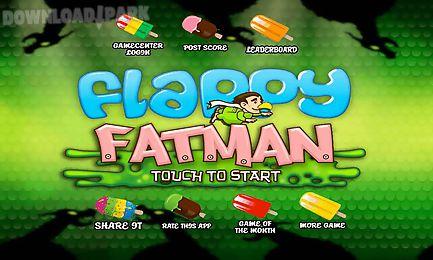 flappy fatman - new flappy bird upgraded edition