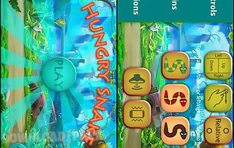 Fruits hungry snake game