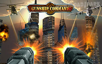 Gunship commando: military strik..