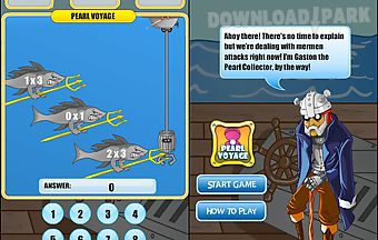 Math quest : pearl voyage