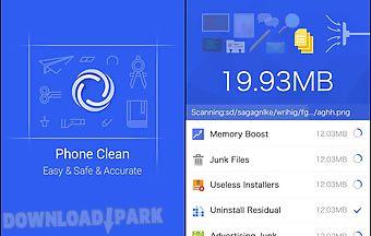 Phone clean
