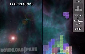 Polyblocks: falling blocks game