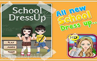 School dressup - kids games