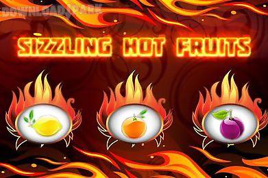 sizzling hot fruits slot