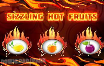 Sizzling hot fruits slot