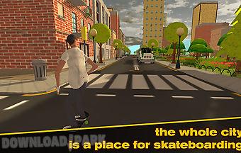 Skater street free