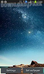 star flying