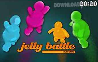 The jelly battle