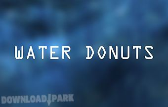 Water donuts