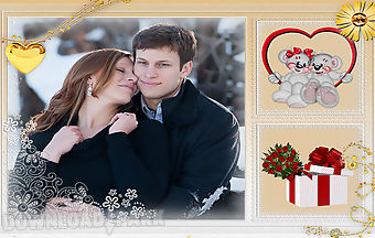 Wonderful love photo frames