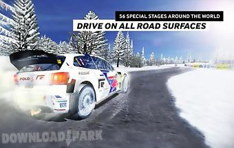 Wrc the official game perfect
