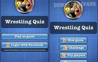 Wrestling quiz free