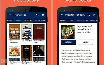 50000 free ebooks & audiobooks