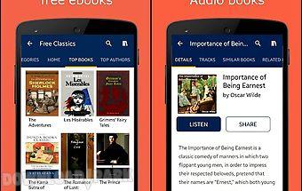50000 free ebooks & audiobooks