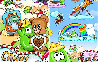 Candy island:bakery sweet city