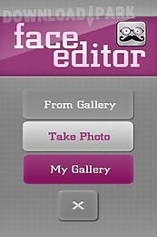 face editor