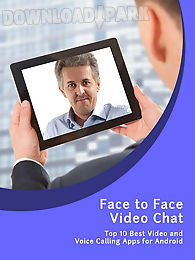 face to face video chat review