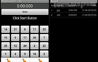 Find next numer ( 1to50 ) game