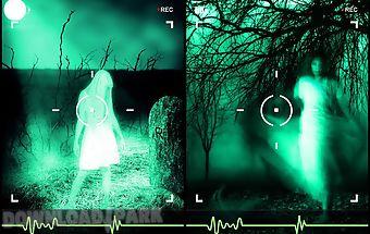 Ghost camera detector prank