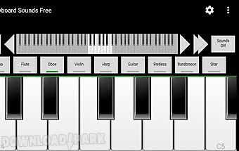 Keyboard sounds free