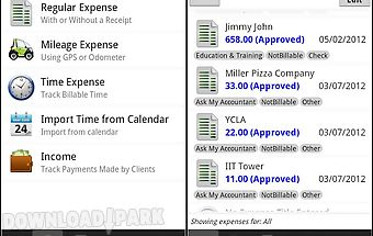 Proongo - expense tracker