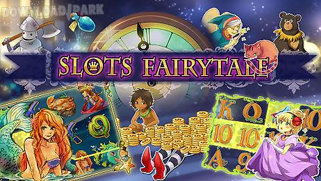 slots fairytale: slot machines