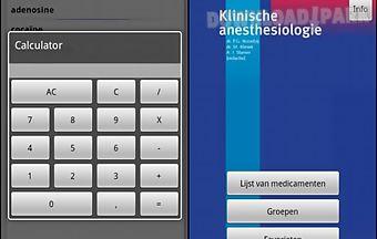 Anesthesiologie medicatie fresh