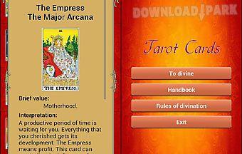Cool tarot cards